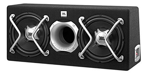 jbl gt5 2402br passiv auto subwoofer test. Black Bedroom Furniture Sets. Home Design Ideas
