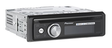 Pioneer DEH-X8700BT CD-Tuner (Bluetooth, USB, AUX, Apple iPod/iPhone Direktsteuerung, MIXTRAX EZ, 200 Watt) -