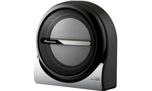 pioneer ts wx210a aktiv subwoofer neu auto. Black Bedroom Furniture Sets. Home Design Ideas
